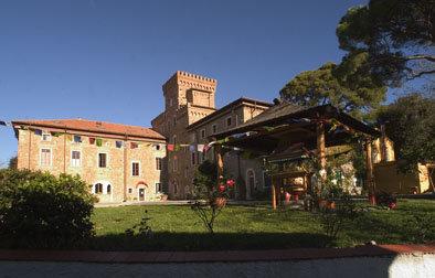 Monastery near Pisa